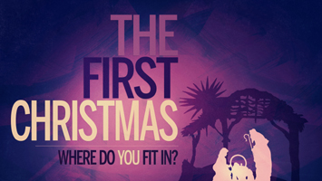 The First Christmas: Where Do You Fit In?